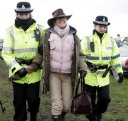 Clare Rowson arrested